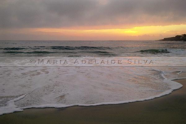 Amanhecer em Copacabana - Dawn in Copacabana