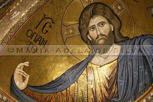 Catedral de Monreale · Monreale Cathedral - Pantocrator