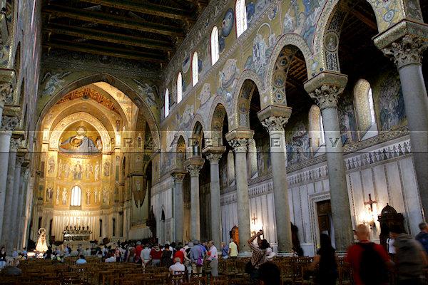 Catedral de Monreale · Monreale Cathedral