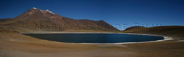 Laguna Miñiques · Miñiques Lagoon