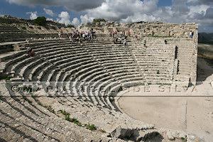 Segesta - anfiteatro · amphitheatre