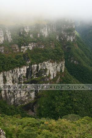 Cânion Fortaleza · Fortaleza Canyon
