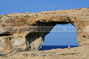 Tieqa Żerqa · Janela Azul · Azure Window