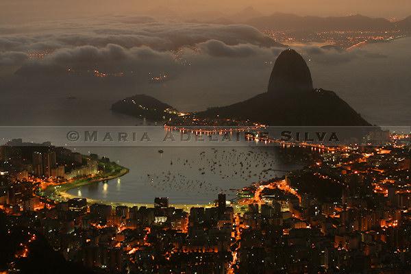 Enseada de Botafogo - Botafogo Cove